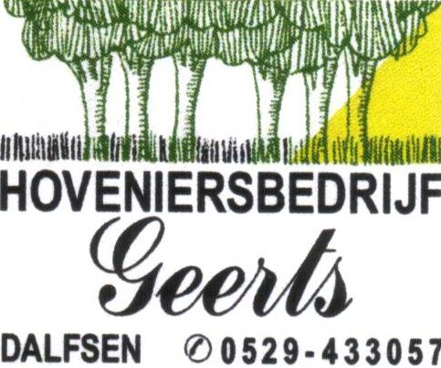 Hoveniergeerts.nl - Contact